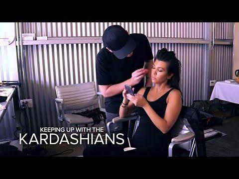 KUWTK | Kourtney Kardashian Is Pissed
