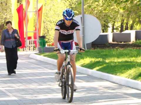 Самарец Дмитрий Пащенко на велосипеде доберется до Индии
