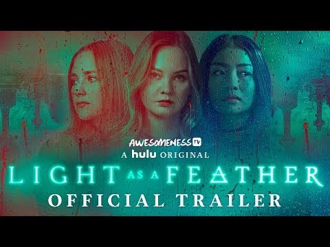 LIGHT AS A FEATHER: Season 2 Trailer (Official) | Watch now on Hulu!
