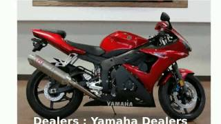 5. 2007 Yamaha YZF R6S Details & Info
