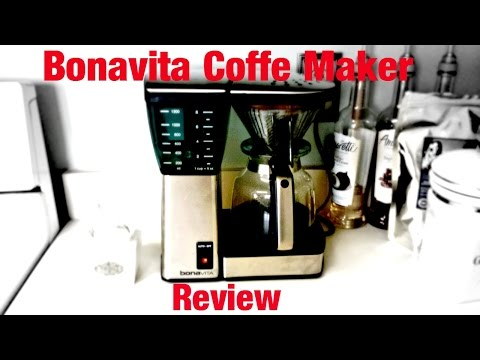 Bonavita BV1800 Coffee Maker Review