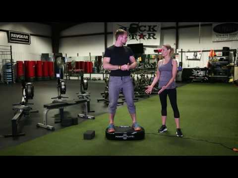 Power Plate training with Lisa Varga, Personal Power Plate Benefits