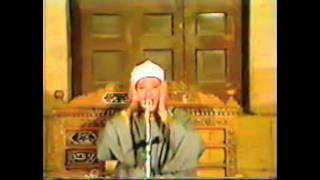 Surah Zumar, Surah Qiyamah, Surah Qadr - Qari Abdul Basit Abdus Samad