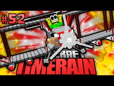 Download FLUGZEUG Der LÜFTE Minecraft Timerain DeutschHD - Minecraft timerain spielen