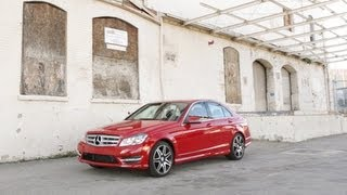 Mercedes-Benz C-Class Video Review -- Edmunds.com