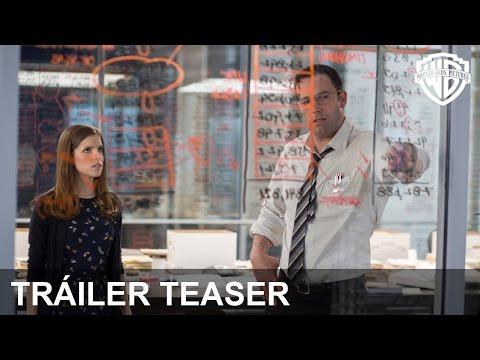 Lo nuevo de Ben Affleck se llama, El contable