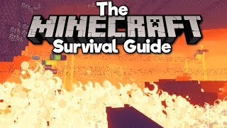 Destroying a Nether Fortress! • The Minecraft Survival Guide (Tutorial Let's Play) [Part 255]