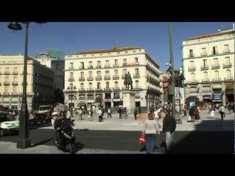Madrid - Herz Spaniens - einige touristische Attrak ...