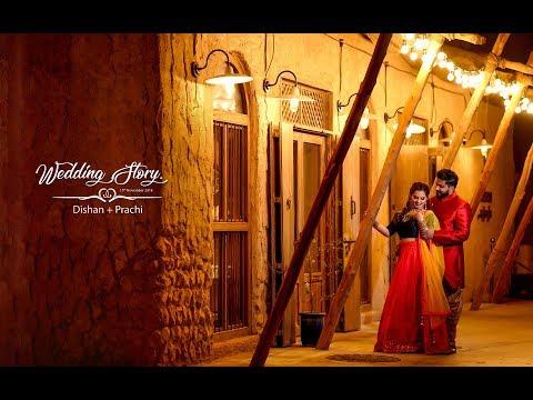 Rangdey   Wedding Story of Dishan + Prachi at Dubai