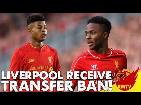 Liverpool Receive Transfer Ban! | #LFC Daily News