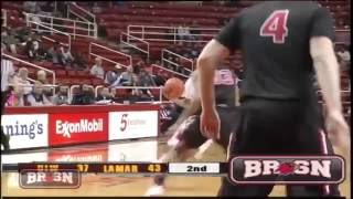 Anthony Holliday NCAA Highlights