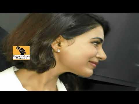 Video కొత్త లుక్లో సమంతా Heroine Samantha New Look at Lakme Saloon Inauguration In Nellore download in MP3, 3GP, MP4, WEBM, AVI, FLV January 2017