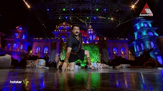 Mohanlal Pulimurugan Mass Fight Live Performs