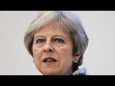 May musste Zugeständnisse an Brexit-Hardliner machen