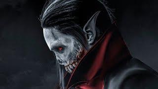 Conheça MORBIUS, o Vampiro do Homem-Aranha (Por Jared Leto)