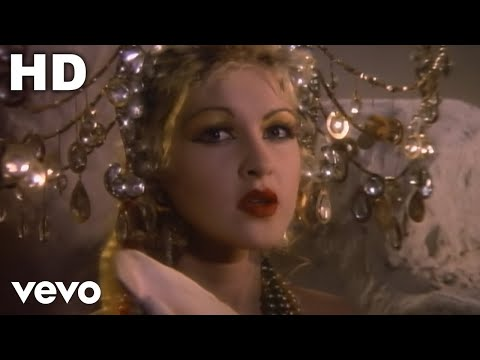 Cyndi Lauper - True Colors (Official HD Video)