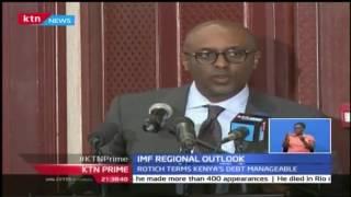 KTN Prime: IMF Regional Outlook, 25th October 2016