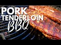Grilled Pork Tenderloin Recipe - How to Cook Pork Tenderloin on the grill