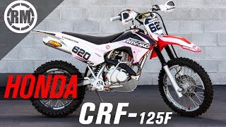 10. Kids Dirt Bike Guide Series | Honda CRF 125F