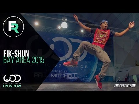 Download Fik-Shun | FRONTROW | World of Dance Bay Area 2015 #WODBAY2015 HD Mp4 3GP Video and MP3
