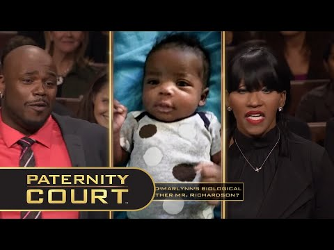 Woman Married While Dating Other Man (Full Episode) | Paternity Court