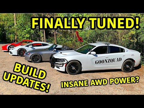 Rebuilding A Wrecked 2018 Dodge Charger Police Car Part 13