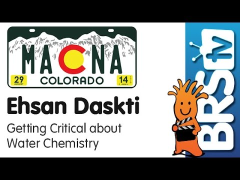 Getting critical about water chemistry with the Triton Method By Ehsan Daskti | MACNA 2014