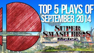 EvenMatchupGaming's Top 5 Super Smash Bros Melee Plays of September 2014