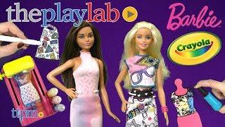 Barbie Crayola from Mattel
