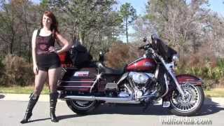 10. Used 2011 Harley Davidson Ultra Classic Electra Glide Motorcycles for sale