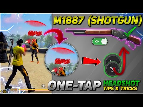 M1887 SECRET HEADSHOT TRICKS AND TIPS