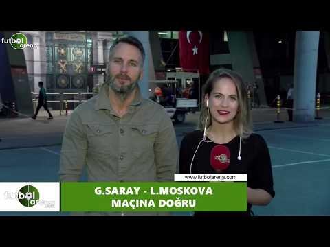 ФатболАрена ТВ'де Галатасараи - Локомотив Mоскова маçı öнкеси деğерлендирмелер