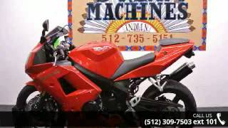10. 2004 Triumph Daytona 600 **ONLY 824 MILES **  - Dream Mac...