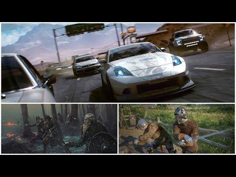 В Need for Speed Payback облегчают прохождение   Игровые новости
