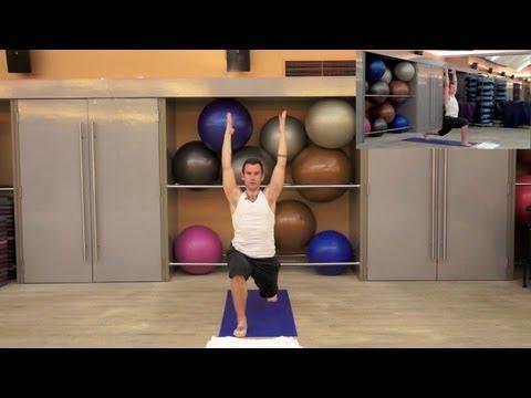 Power Yoga for Strength