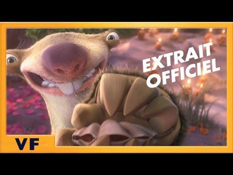 L'Age de Glace : Les Lois de l'univers - Extrait La proposition de Sid [Officiel] VF HD