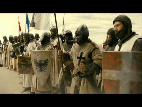 Christian Crusader (Jesus) vs Islam ISIS Muslim(Muhammad)