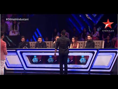 Dil Hai Hindustani | Fakhrul Sings for SRK!
