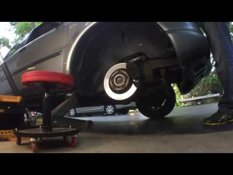 1999 Mercedes Benz ML320 Starter Removal and Installation Tutorial Episode 1 of 2