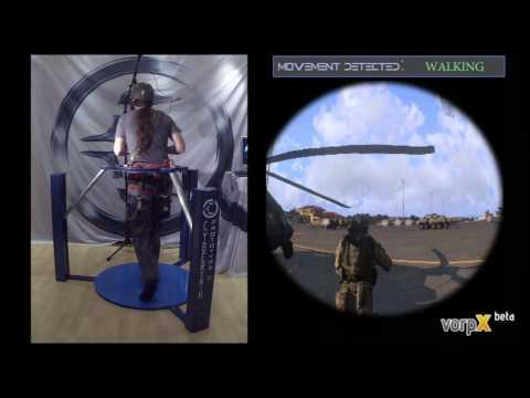 ARMA 3 na Oculus Rift + Wii Mote