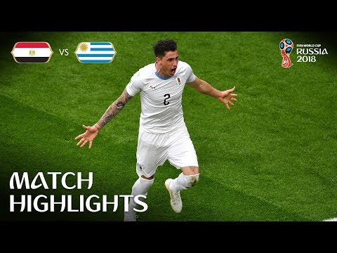 Egypt v Uruguay - 2018 FIFA World Cup Russia™ - MATCH 2 (видео)