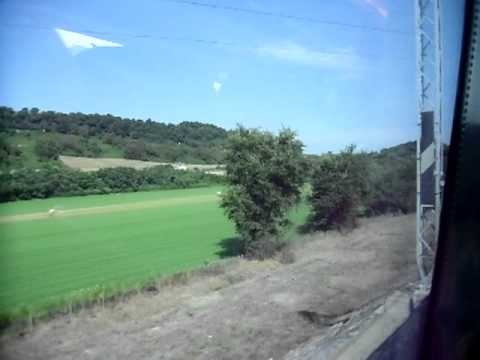High Speed Travel from Rome to Florence