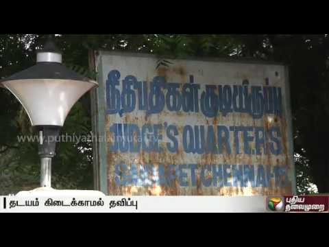 Theft-of-450-sovereign-gold-at-the-Judges-residence-in-Chennai