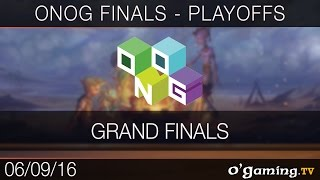 Grand Finals - ONOG Circuit Finals - Playoffs