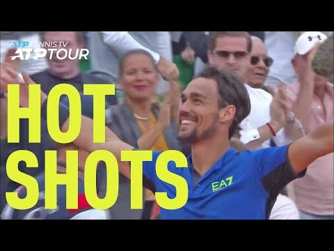 Fabio Fognini Hot Shot Compilation Vs. Nadal | 2019 Monte-Carlo SF