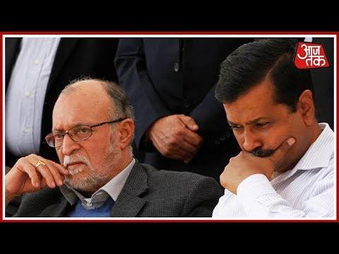 AAP Vs LG Continues In Delhi | News 100 Nonstop
