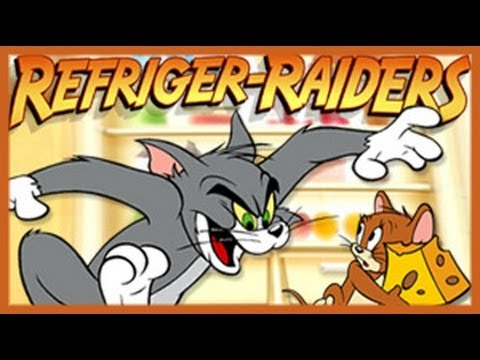 Tom And Jerry - Refriger Raiders - Tom And Jerry Games