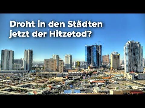 Droht in den Städten Jetzt der Hitzetod?