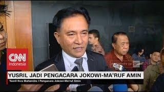 Video Yusril Ungkap Alasan Tidak Bergabung Tim Prabowo MP3, 3GP, MP4, WEBM, AVI, FLV November 2018
