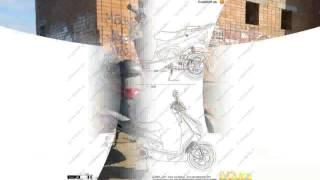 2. 2006 Hyosung SF 50 Features & Info
